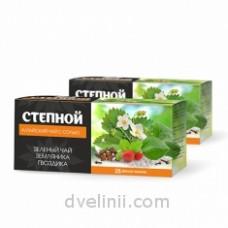 """Алтайский чай """"Степной"""" с солью, 25 фильтр-пакетов по 1,2г"""