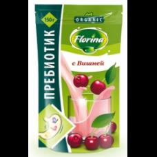 """Белковый коктейль Florina """"Пребиотик"""" со вкусом вишни"""